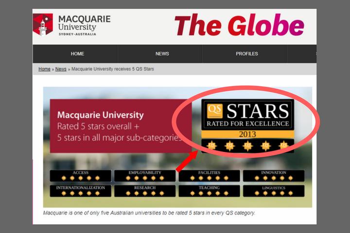 rating of indian universities