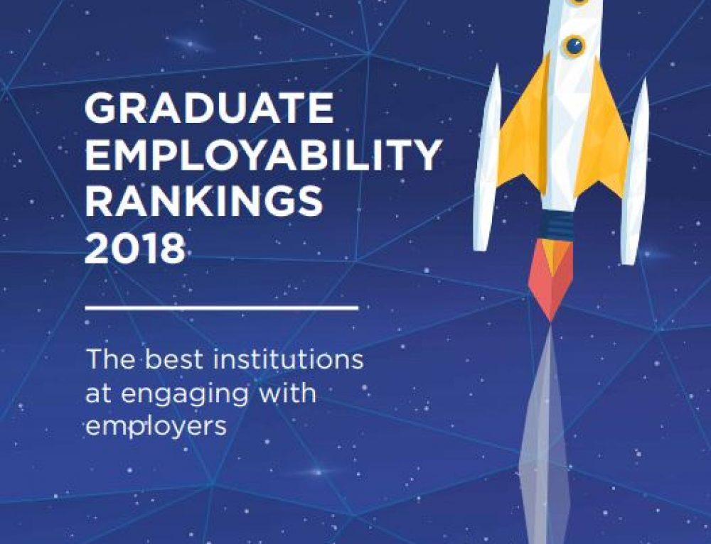 2018 QS Graduate Employability Rankings