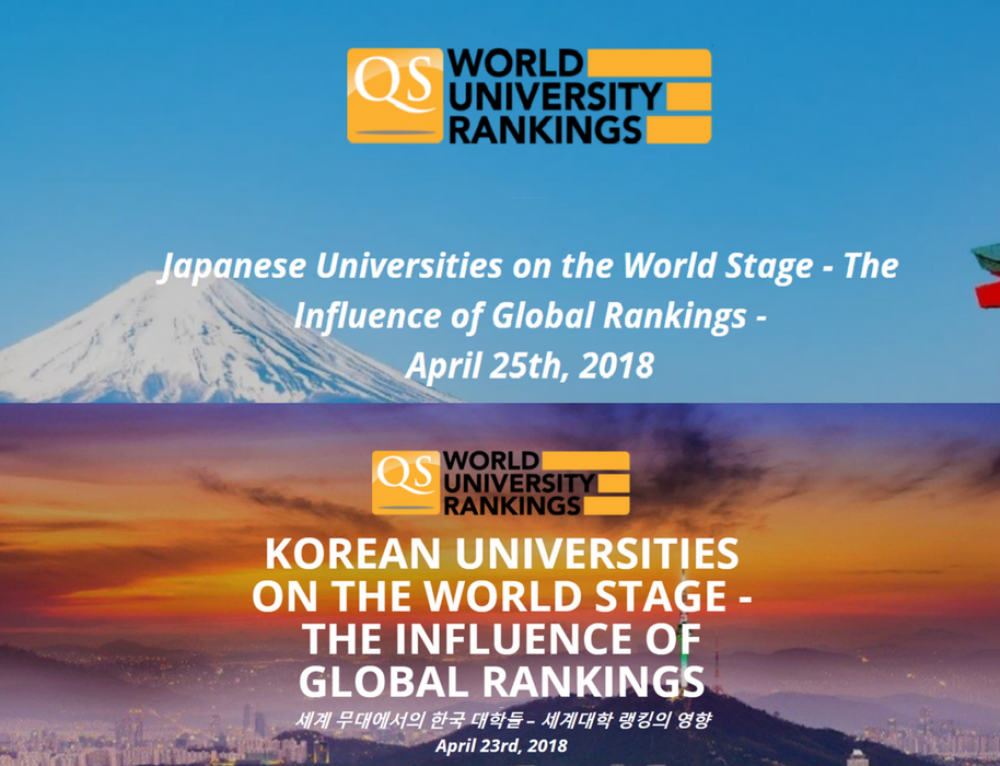 Japan & Korean Seminars 2018