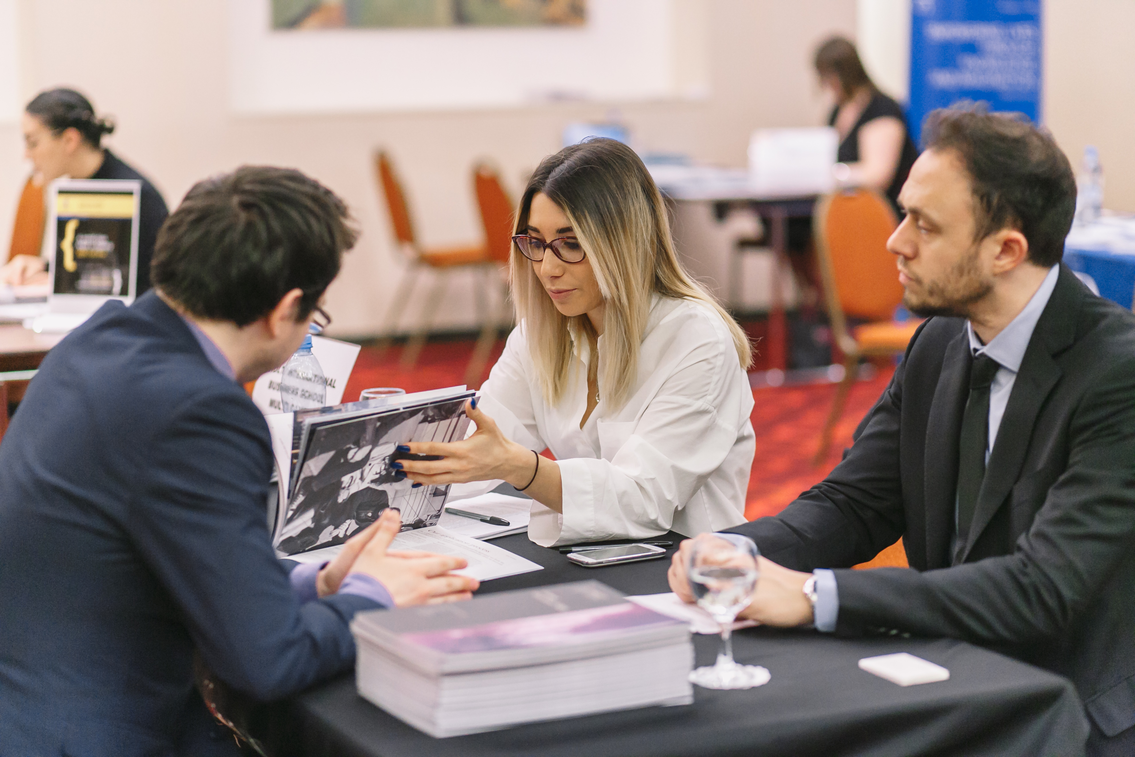 Events for Business Schools