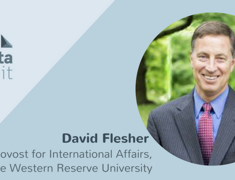 EduData Summit 2018 Guest Speaker – (CWR University) David Flesher