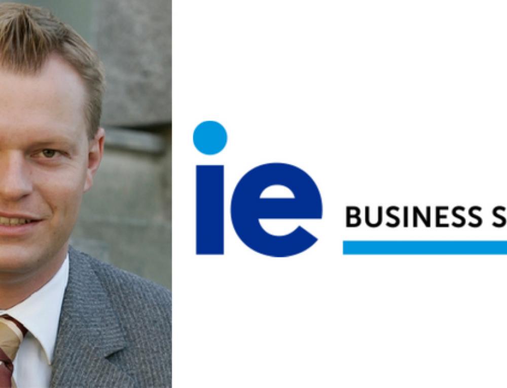 Martin Boehm, Dean of IE Business School
