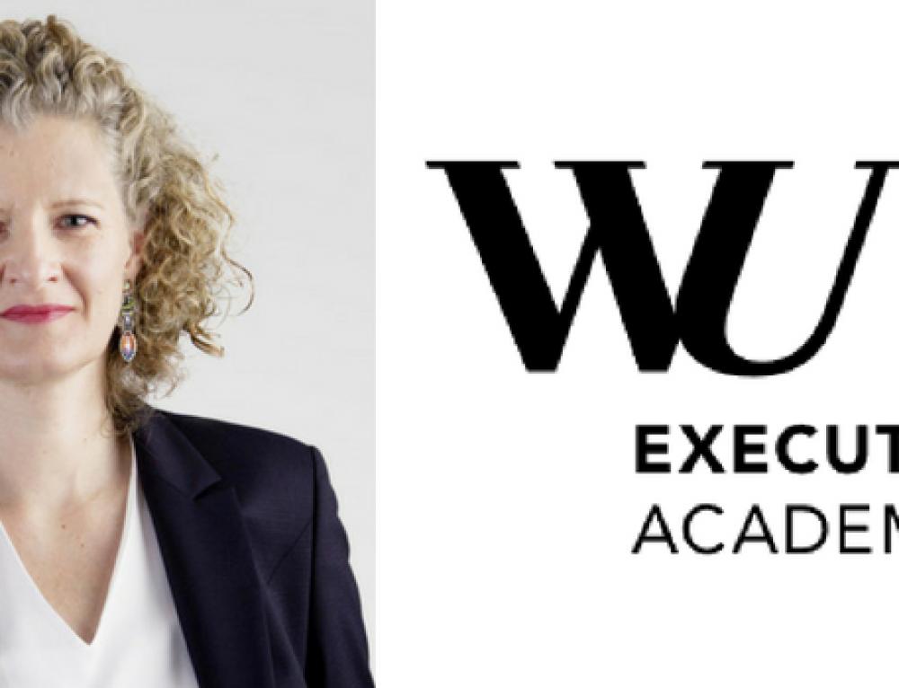 Dr. Barbara Stöttinger – Dean WU Executive Academy