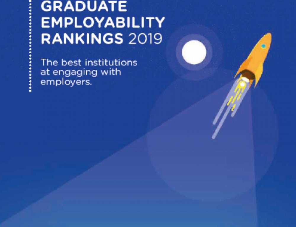 QS Graduate Employability Rankings 2019