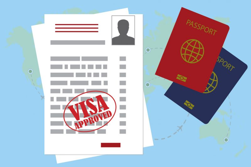 Streamlined student visas