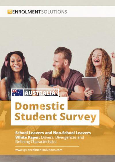 Australian Domestic Student Survey Report
