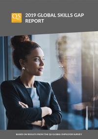 Cover image for 2019 Global Skills Gap report