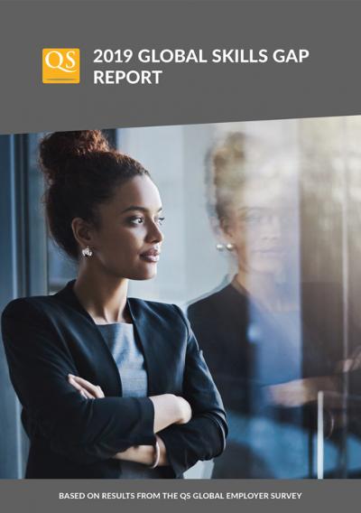 Cover image for 2019 Global Skills Gap report