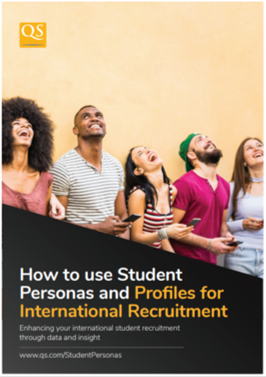 How to use Student Personas and Profiles for International Recruitment