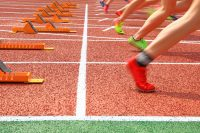 Image of track to accompany blog post 'How to Enter the QS World University Rankings'