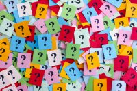 Image of question marks for blog post How to Rethink Your Enquiry Management for International Student Recruitment