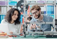 Image of Stem students for blog post 'The State of STEM Today: What Role Can Universities Play?'