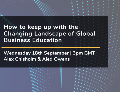 How to keep up with the Changing Landscape of Global Business Education