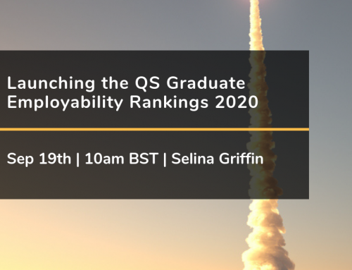 Launching the QS Graduate Employability Rankings 2020