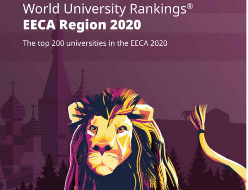 QS Emerging Europe and Central Asia University Rankings 2020 (pre-request)