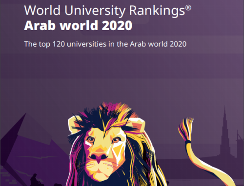 QS Arab World University Rankings 2020 (pre-request)
