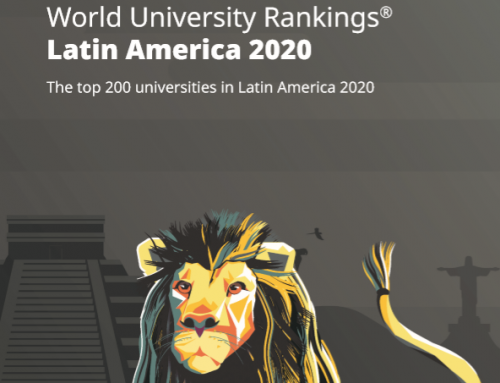 QS Latin American University Rankings 2020 (pre-request)