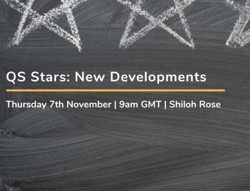 QS Stars: New Developments