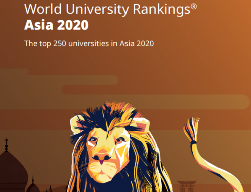 QS Asia World University Rankings 2020 (pre-request)