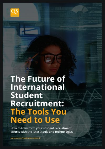 Report cover image for The Future of International Student Recruitment: The Tools You Need to Use