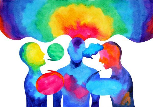 humans-speaking-listening