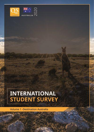 International Student Survey Australia volume 1