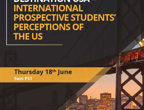 Destination USA: International Prospective Students' Perceptions of the US