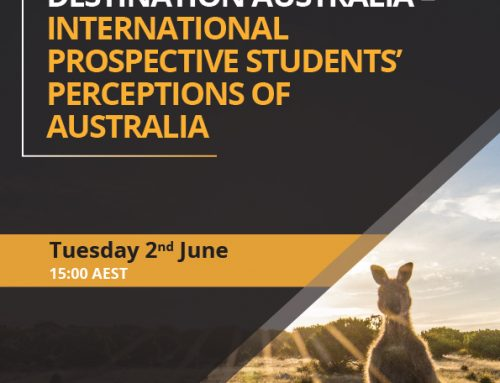 Destination Australia – International Prospective Students' Perceptions of Australia