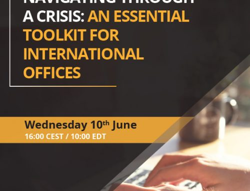 Navigating through a Crisis: An Essential Toolkit for International Offices