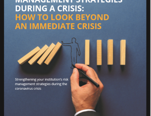Developing Risk Management Strategies During a Crisis: How to Look Beyond an Immediate Crisis