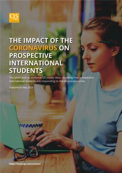 The Impact Of The Coronavirus On Prospective International Students