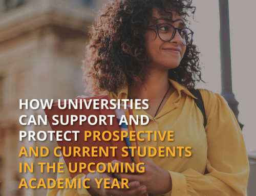 How Universities can Support and Protect Prospective and Current Students in the Upcoming Academic Year
