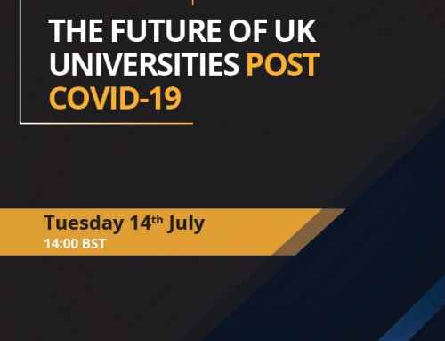 The Future of UK Universities Post COVID-19 – a joint webinar with Universities UK International, BUILA, Unibuddy and QS