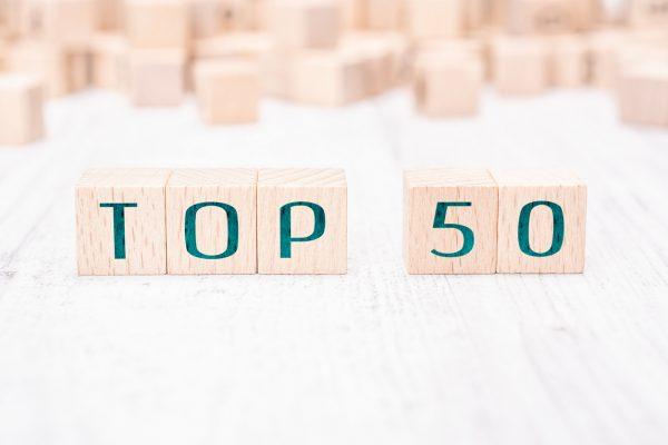 top 50 under 50