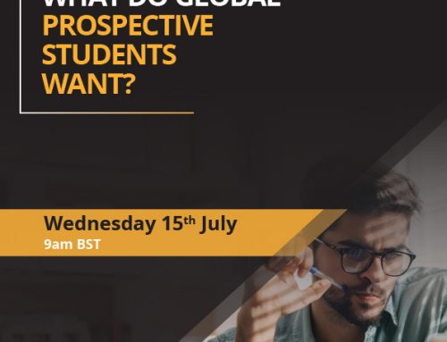 What do Global Prospective Students Want?